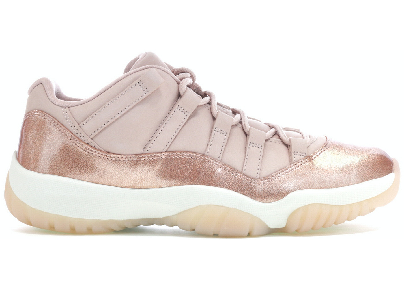 25db25aead4d Jordan 11 Retro Low Rose Gold (W) - AH7860-105