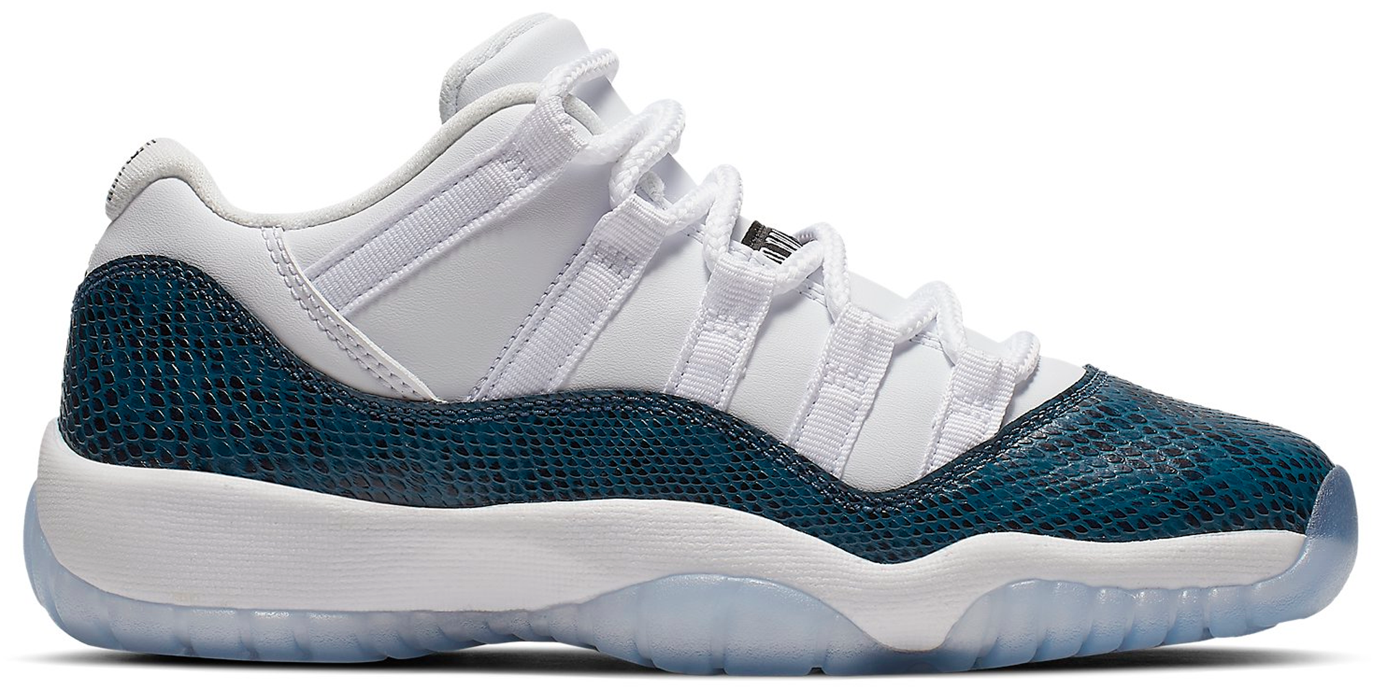 Jordan 11 Retro Low Snake Navy 2019 (GS)