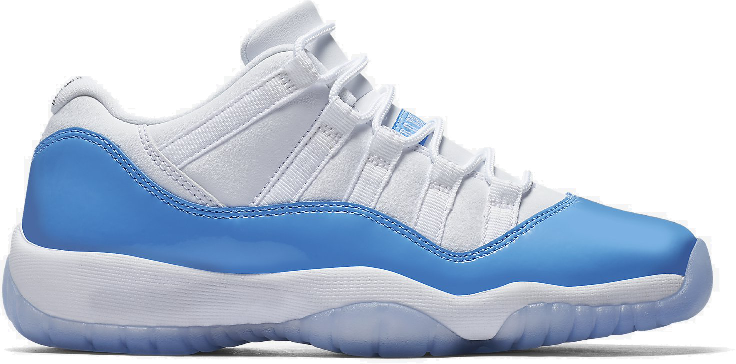 Jordan 11 Retro Low University Blue (GS)