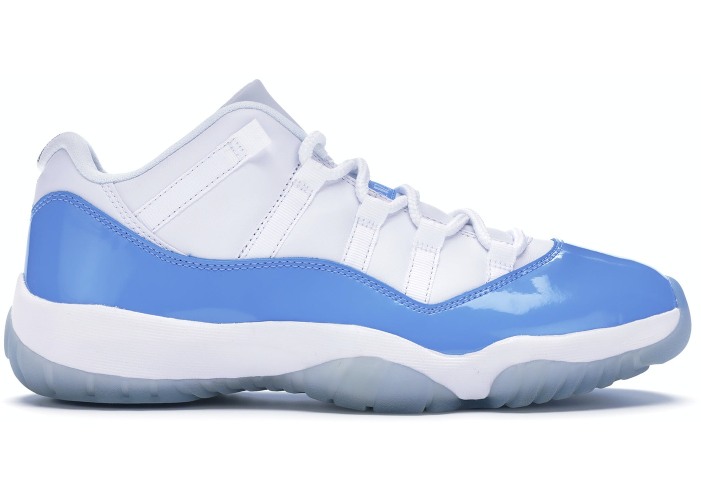 sale retailer 6a0f3 f0058 Jordan 11 Retro Low University Blue (2017) - 528895-106