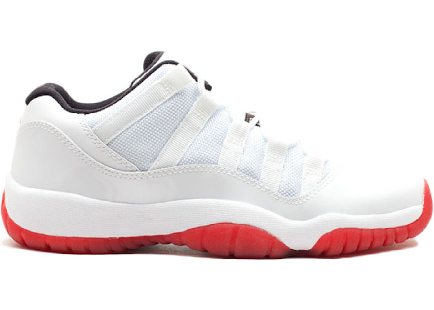 08ef5b8edc8 Sell. or Ask. Size: 6.5Y. View All Bids. Jordan 11 Retro Low White Varsity  Red ...