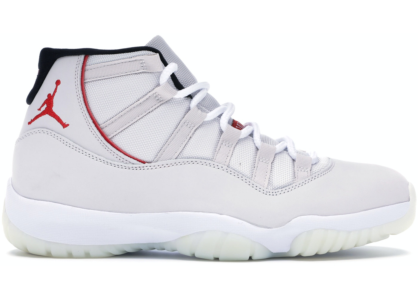 low priced f0ecc 4b5b9 Jordan 11 Retro Platinum Tint