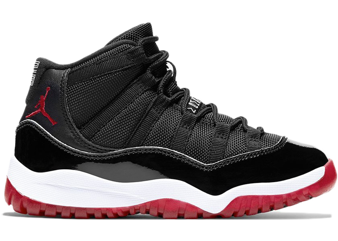 Jordan 11 Retro Playoffs Bred 2019 Ps 378039 061