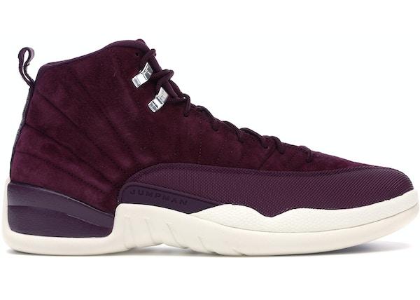 864cef82cf2067 Jordan 12 Retro Bordeaux - 130690-617