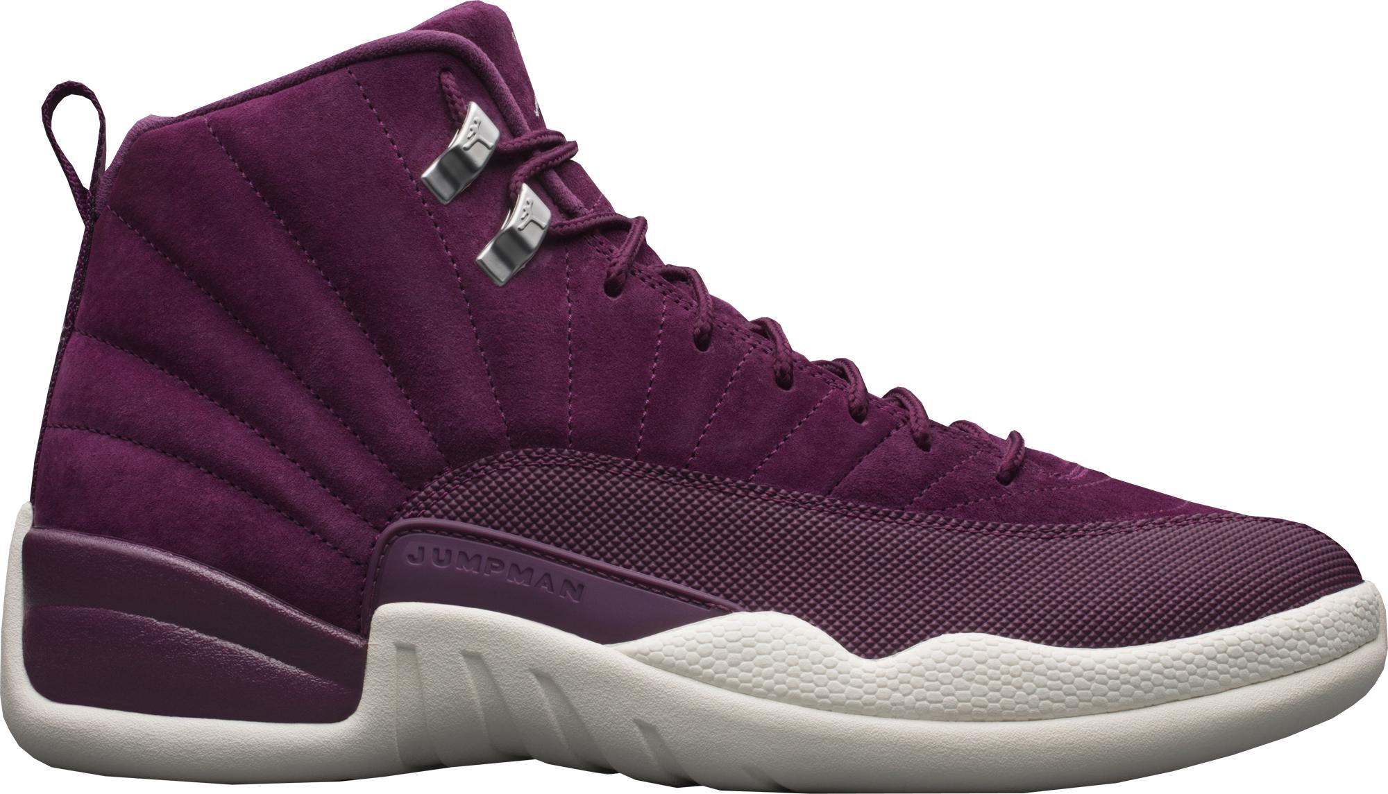 Jordan 12 Retro Bordeaux