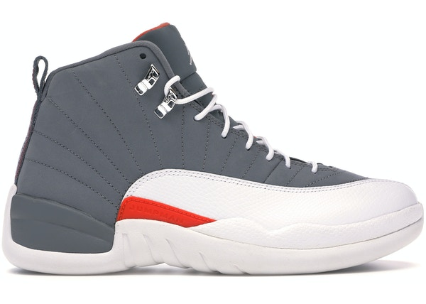 san francisco 8a09f 7edab Jordan 12 Retro Cool Grey