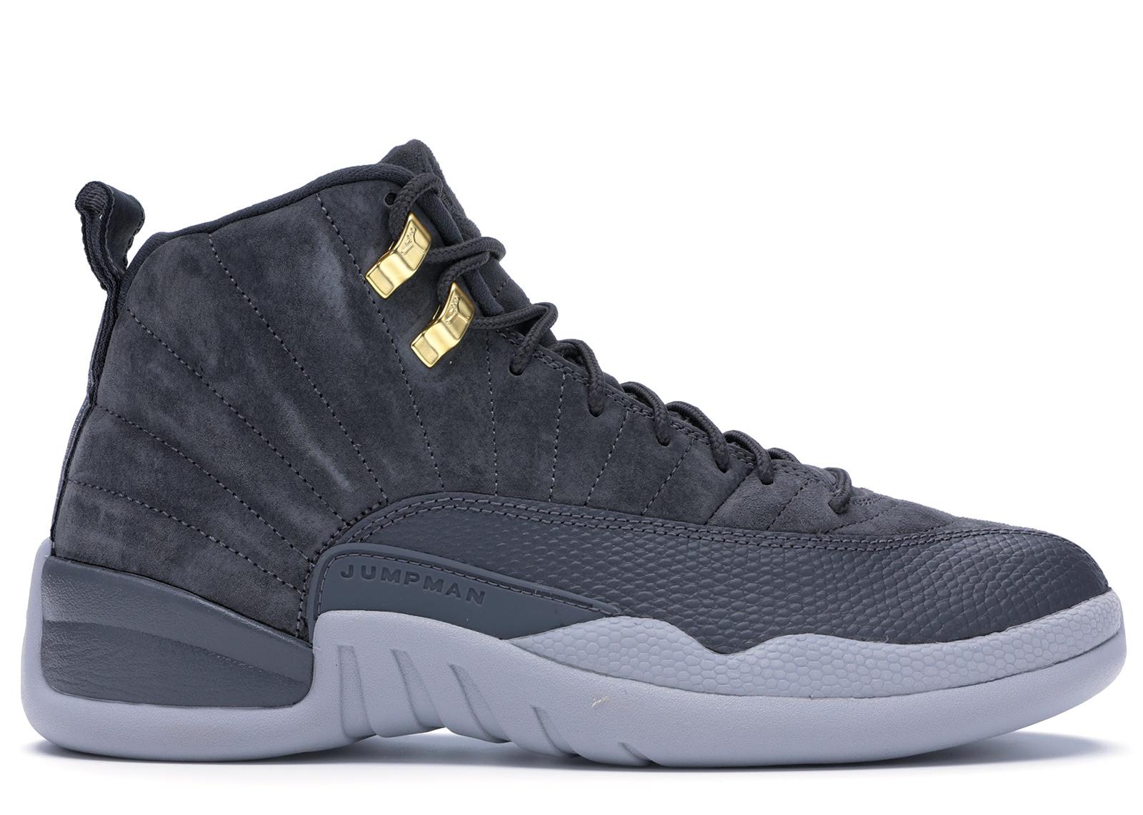 Jordan 12 Retro Dark Grey - 130690-005