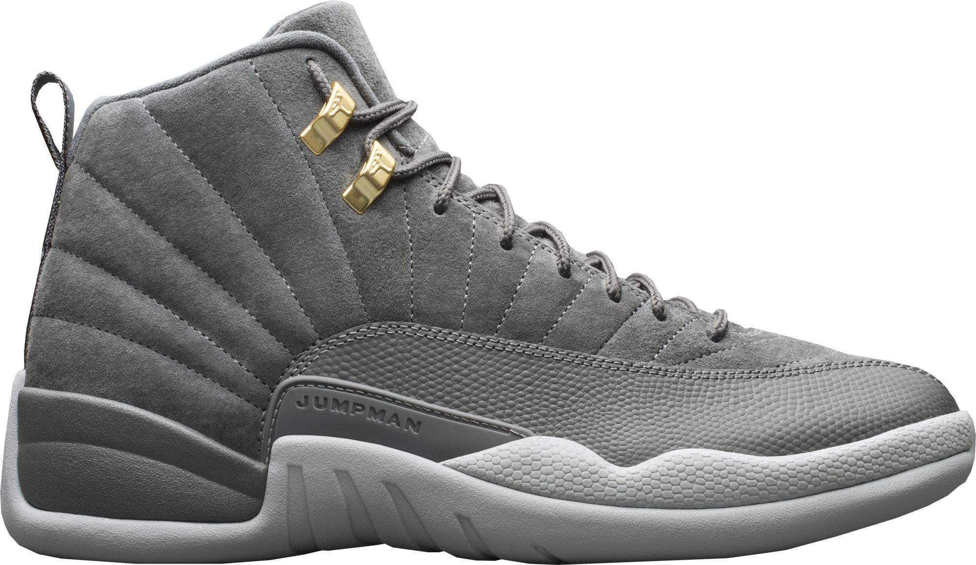 Jordan 12 Retro Dark Grey