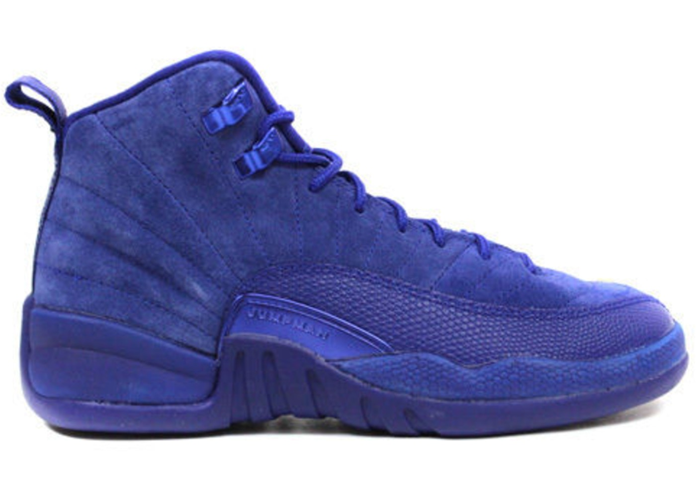39d1b9766e9d Jordan 12 Retro Deep Royal Blue (GS) - 153265-400