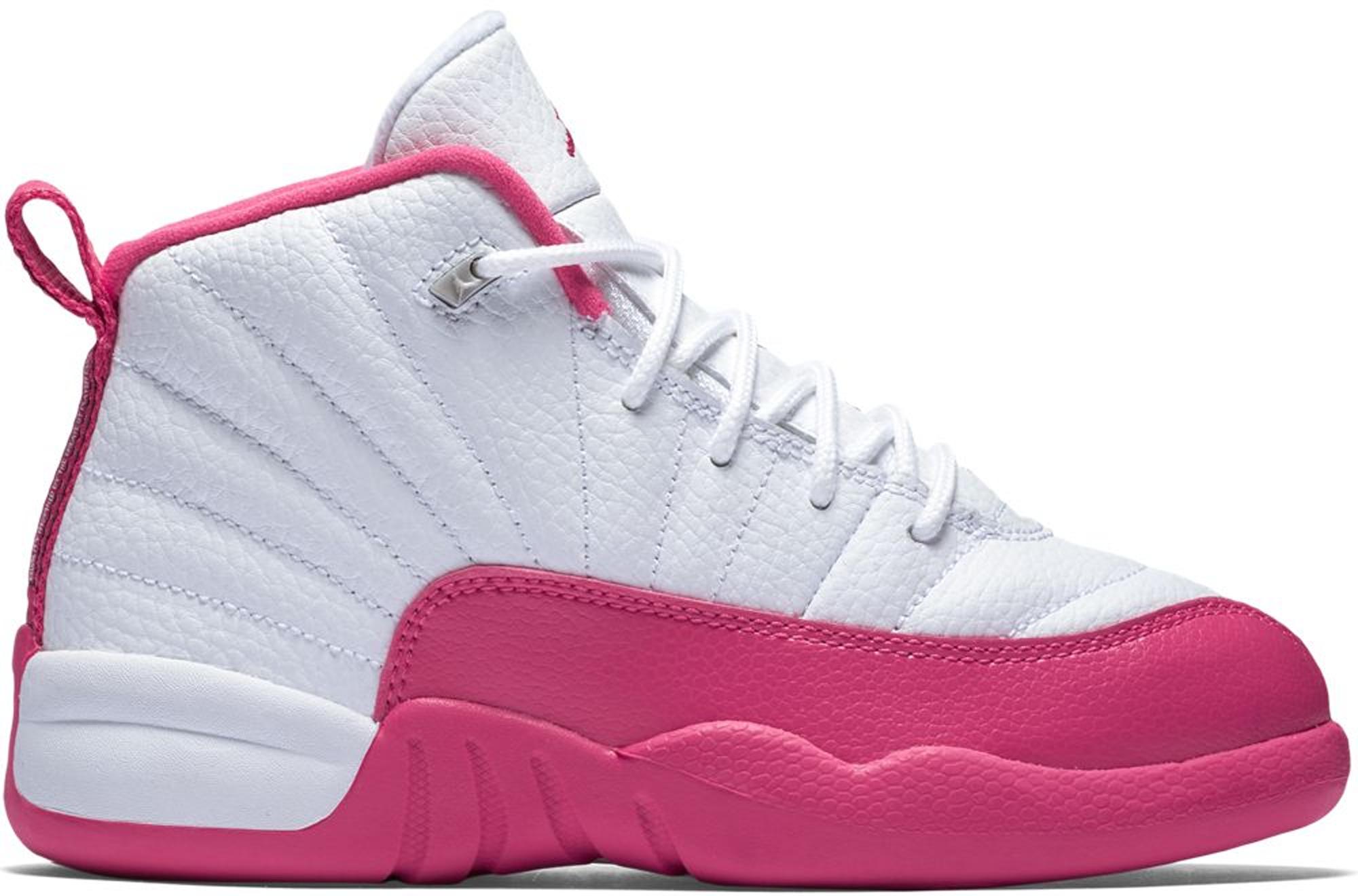 Jordan 12 Retro Dynamic Pink (PS