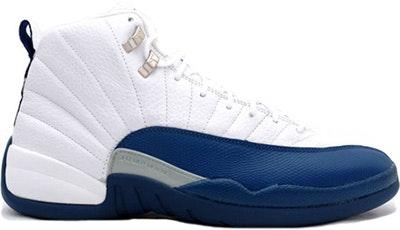 Jordan 12 Retro French Blue (2004)