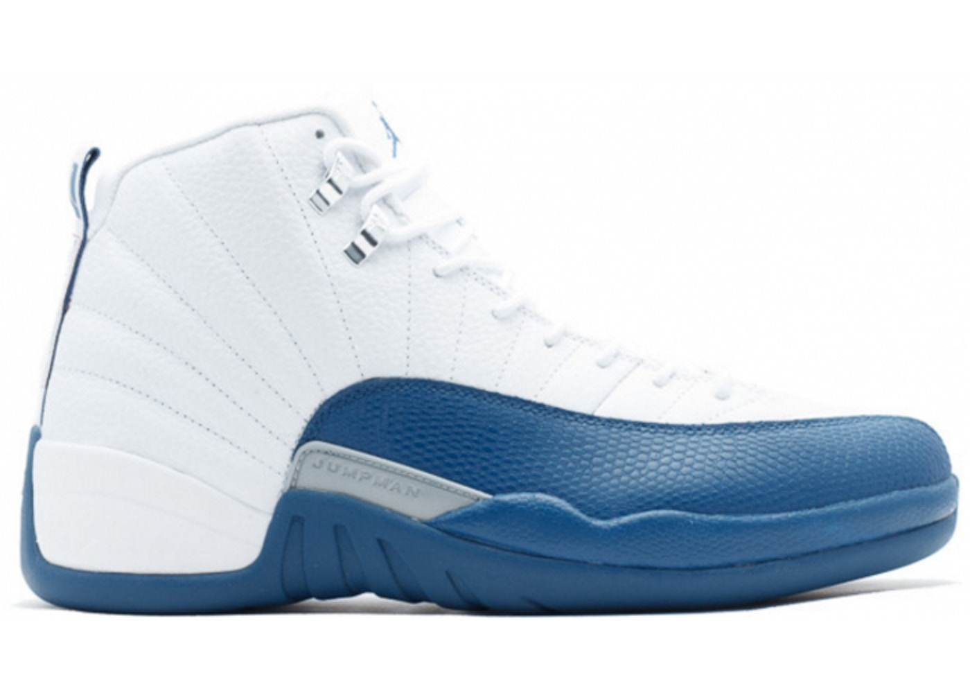 official photos 5fbea 1664b Jordan 12 Retro French Blue (2016) - 130690-113