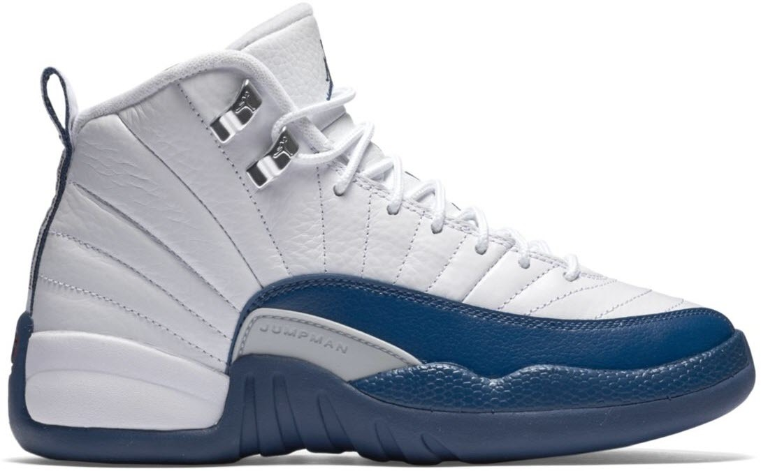 jordan 12 retro french blue 2016 (gs)