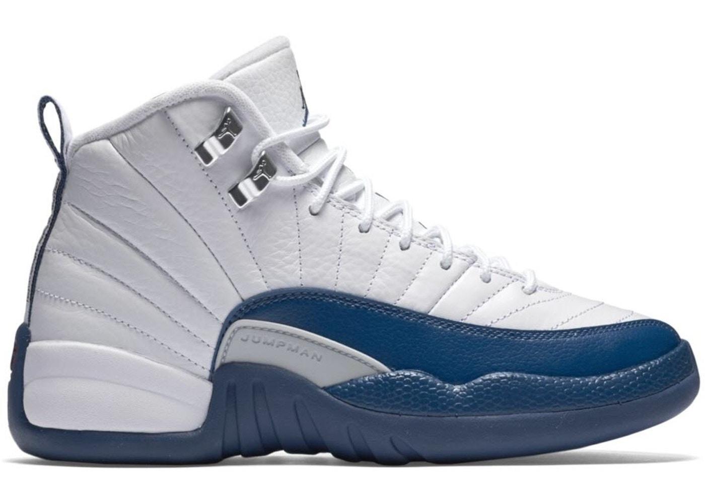 Jordan 12 Retro French Blue 2016 (GS) - 153265-113 52e13e0e9