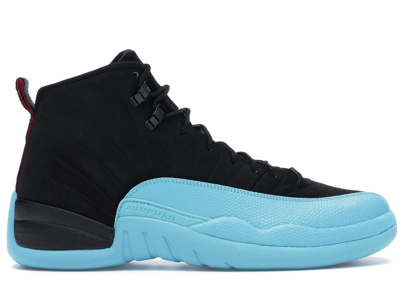 Jordan 12 Retro Gamma Blue - 130690-027