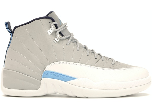 online store 0af84 56825 Jordan 12 Retro Grey University Blue