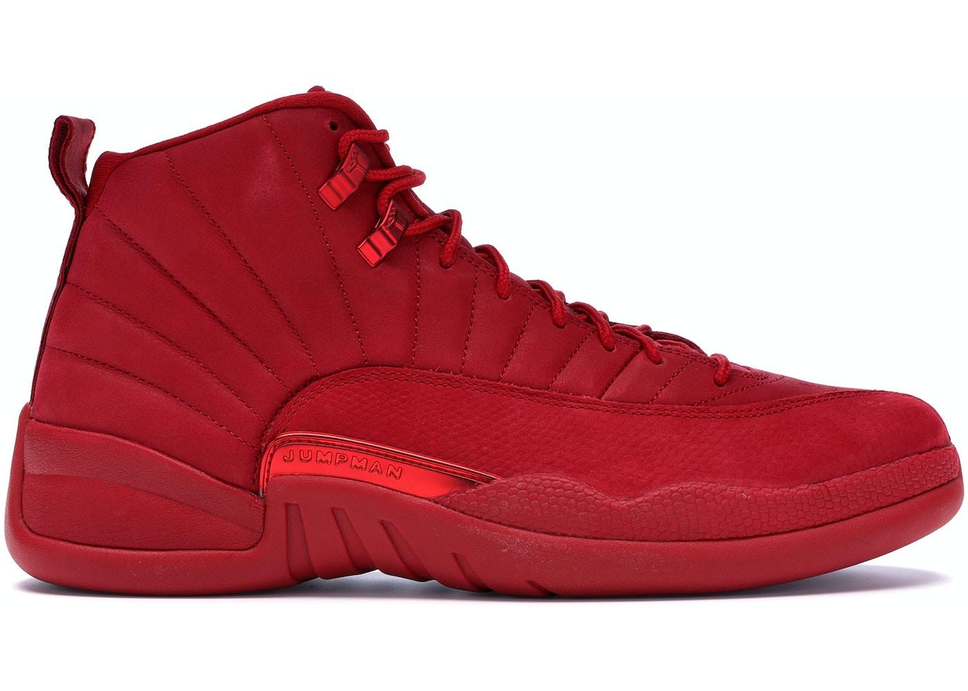 5c021a62f71b Jordan 12 Retro Gym Red (2018) - 130690-601