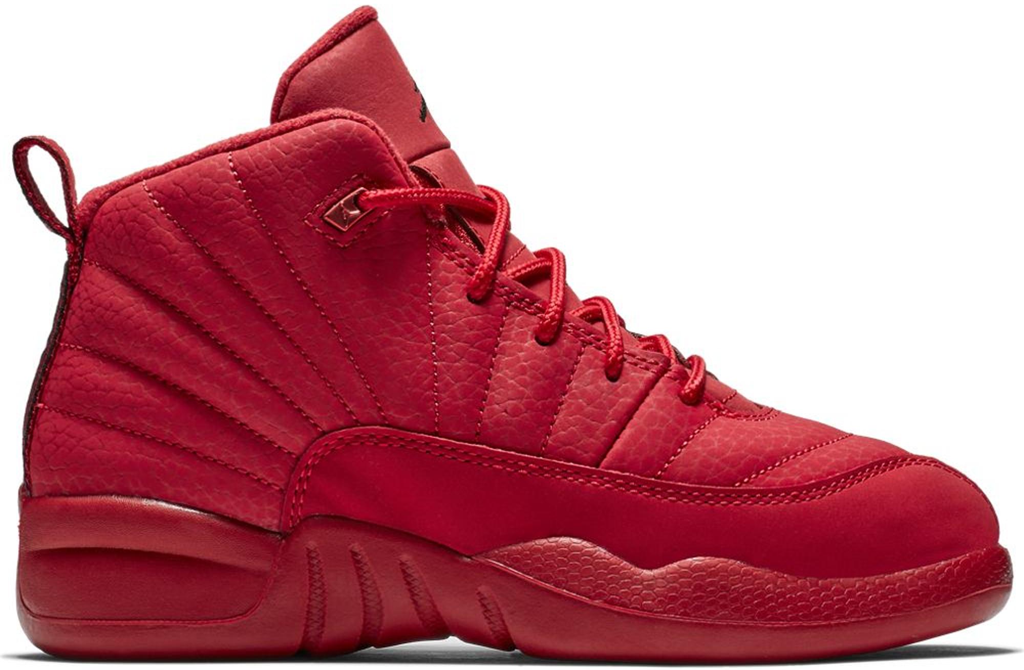 Jordan 12 Retro Gym Red 2018 (PS)