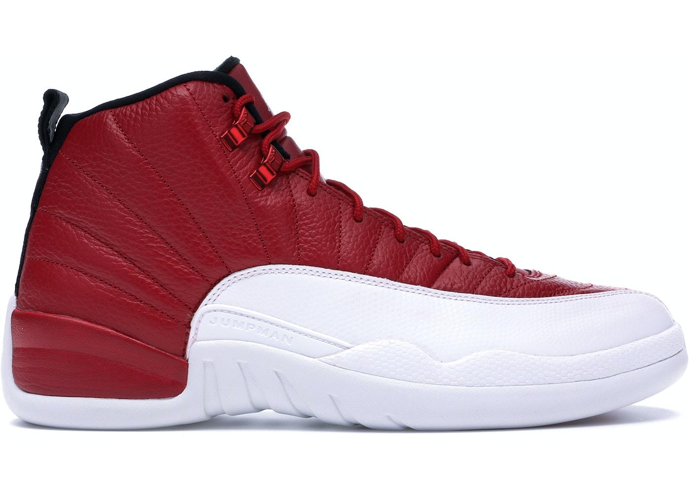 042ed4a9f68c Jordan 12 Retro Gym Red - 130690-600