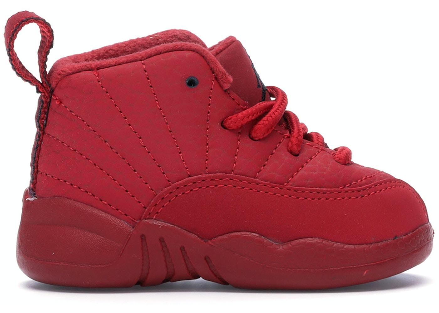 online store b02af dd65f Jordan 12 Retro Gym Red 2018 (TD) - 850000-601