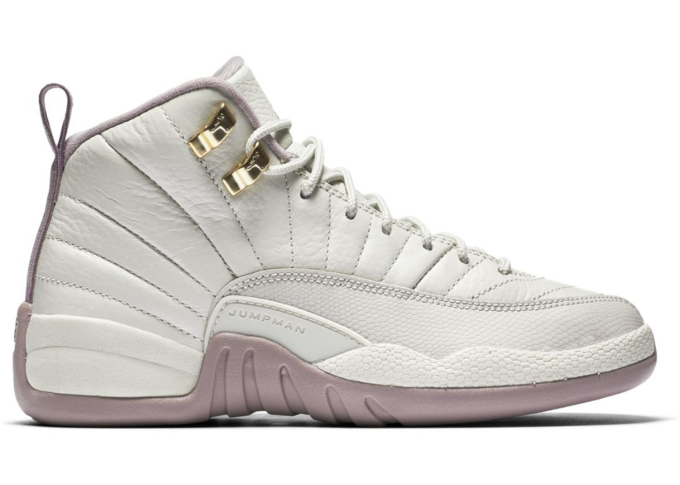brand new a040e fe66f Jordan 12 Retro Heiress Plum Fog (GS)