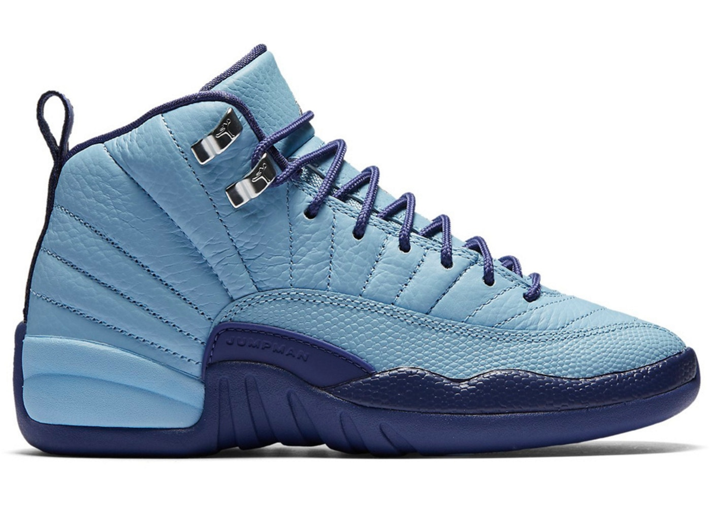 best website 19ba3 3d781 Jordan 12 Retro Hornets (GS) - 510815-418