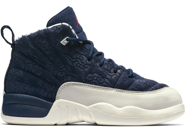 new product 84db3 aa3d5 Jordan 12 Retro International Flight (PS)
