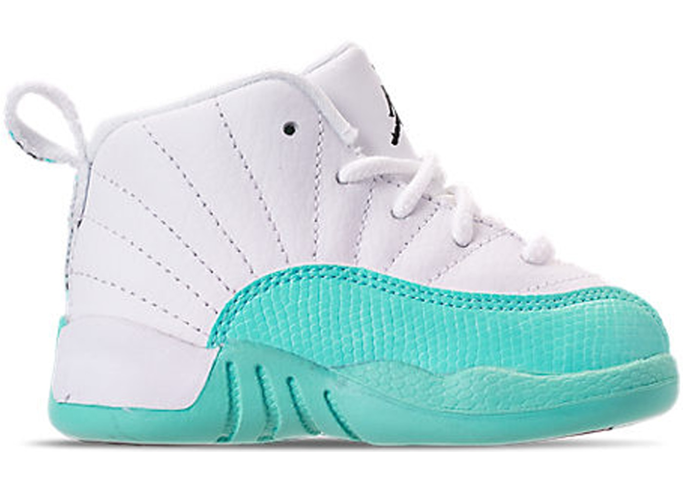 1cd56f81701461 Sell. or Ask. Size 5. View All Bids. Jordan 12 Retro Light Aqua ...