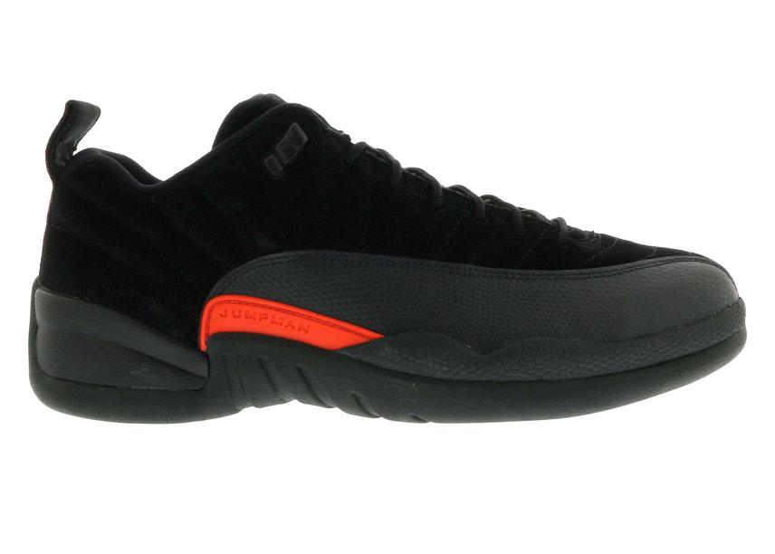 Jordan 12 Retro Low Max Orange - 308317-003