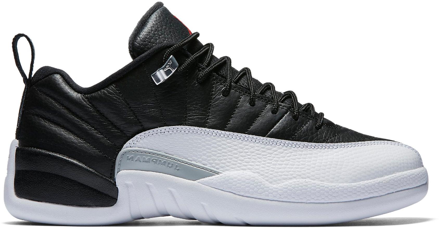 Jordan 12 Retro Low Playoffs