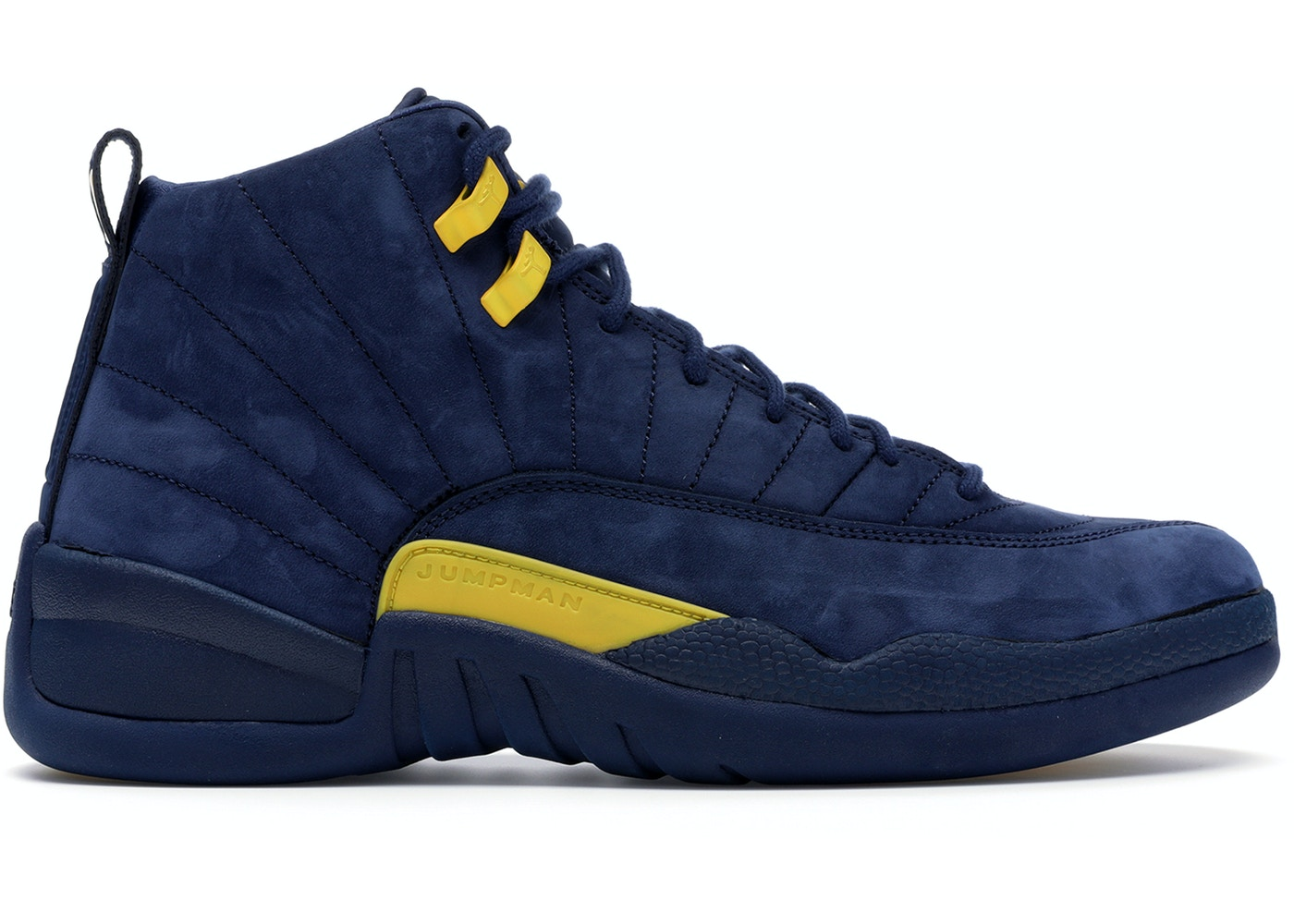 cheap for discount 2f4b8 4e463 Jordan 12 Retro Michigan