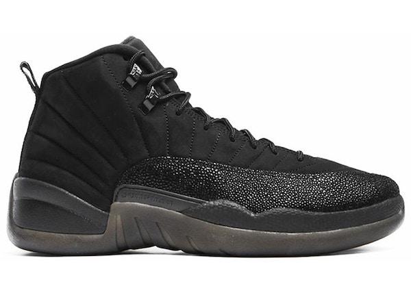 1a470ecb6a6 Jordan 12 Retro OVO Black - 873864-032