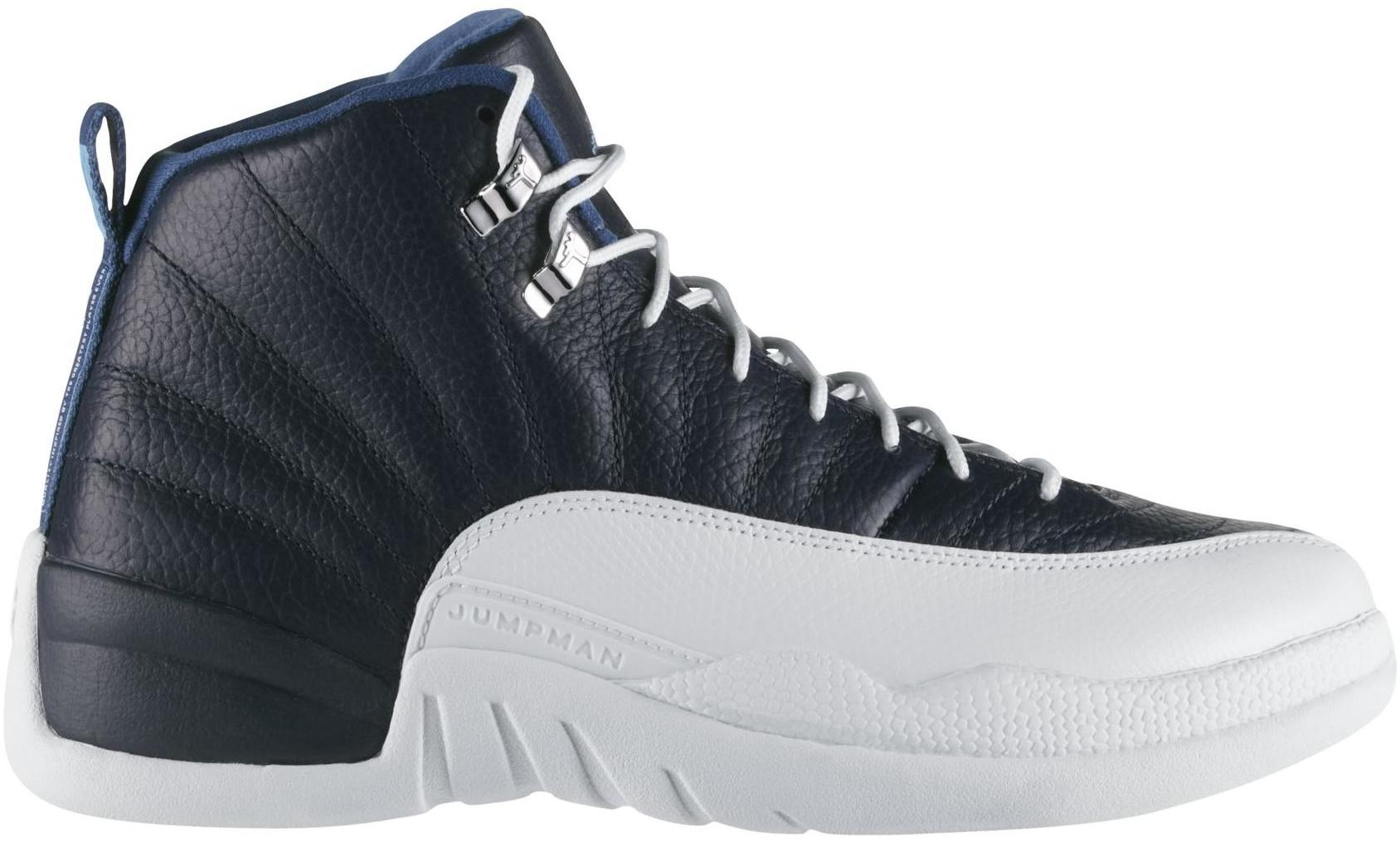 new product 12700 27c3e ... coupon for jordan 12 retro obsidian 2012 130690 410 ee773 678dc