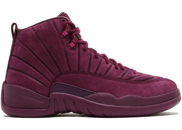 afd0ddc8d0939c Jordan 12 Retro PSNY Bordeaux (Friends   Family) - BOM722027