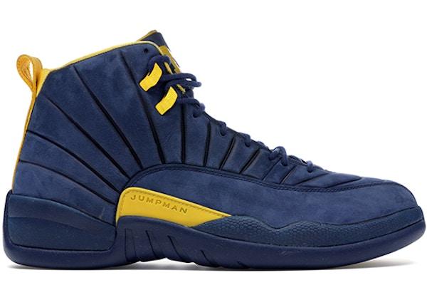 super popular 88b84 01ecb Air Jordan 12 Size 12 Shoes - Average Sale Price