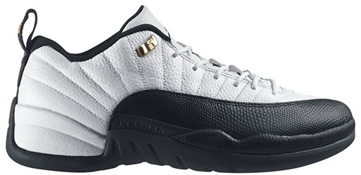 air jordan 12 retro low 2004