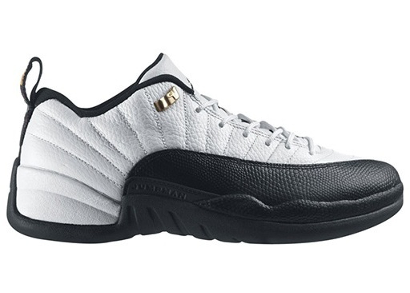 Jordan 12 Retro Low Taxi (2004) - 308317-101 393290dc4636