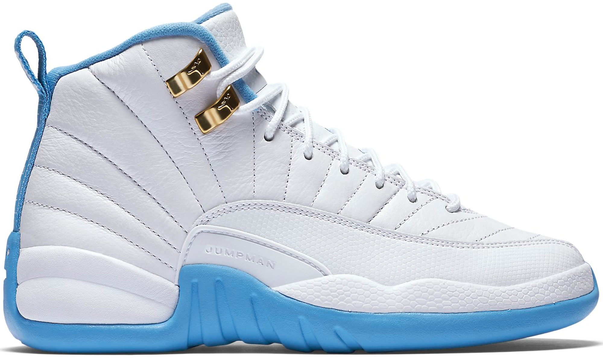 Jordan 12 Retro University Blue (GS) (2016)