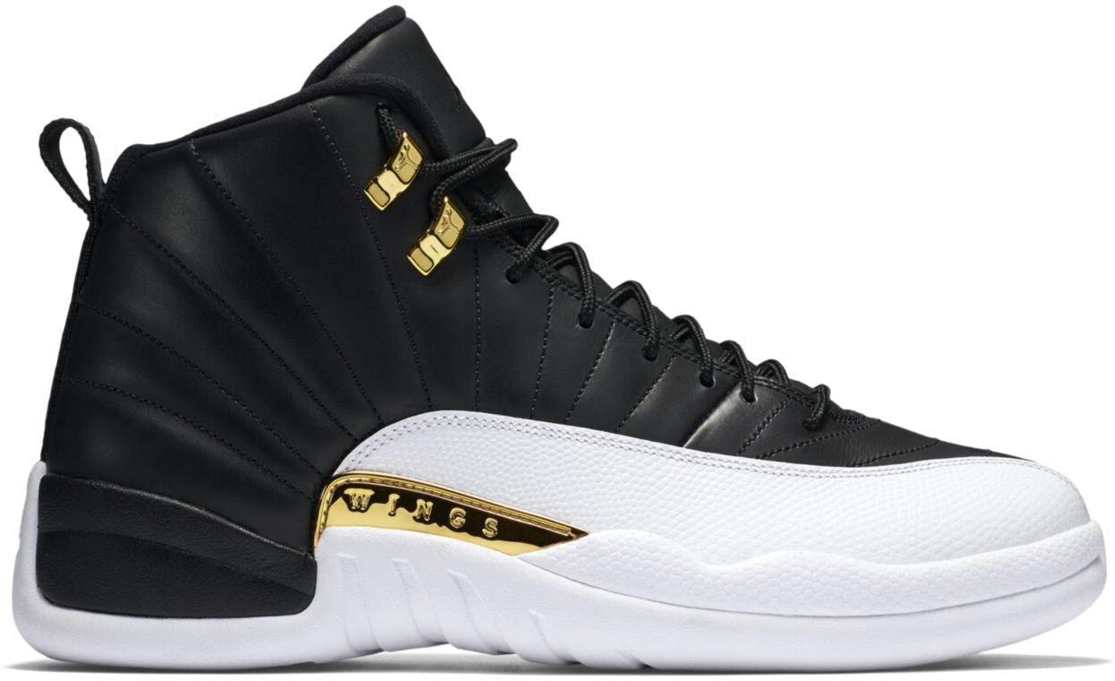 Jordan 12 Retro Wings