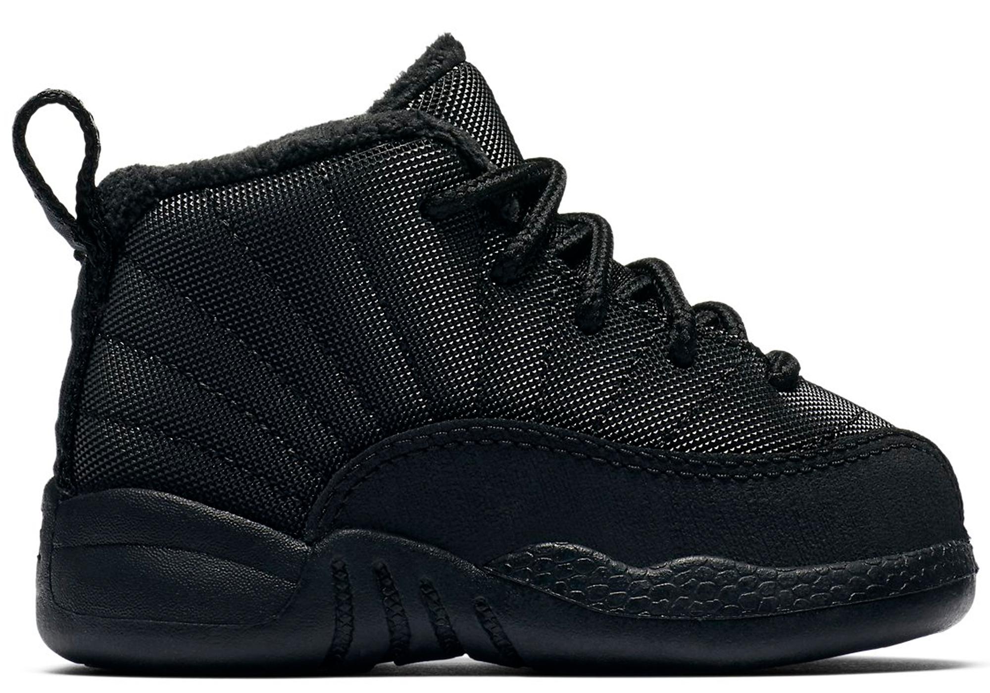 Jordan 12 Retro Winter Black (TD)