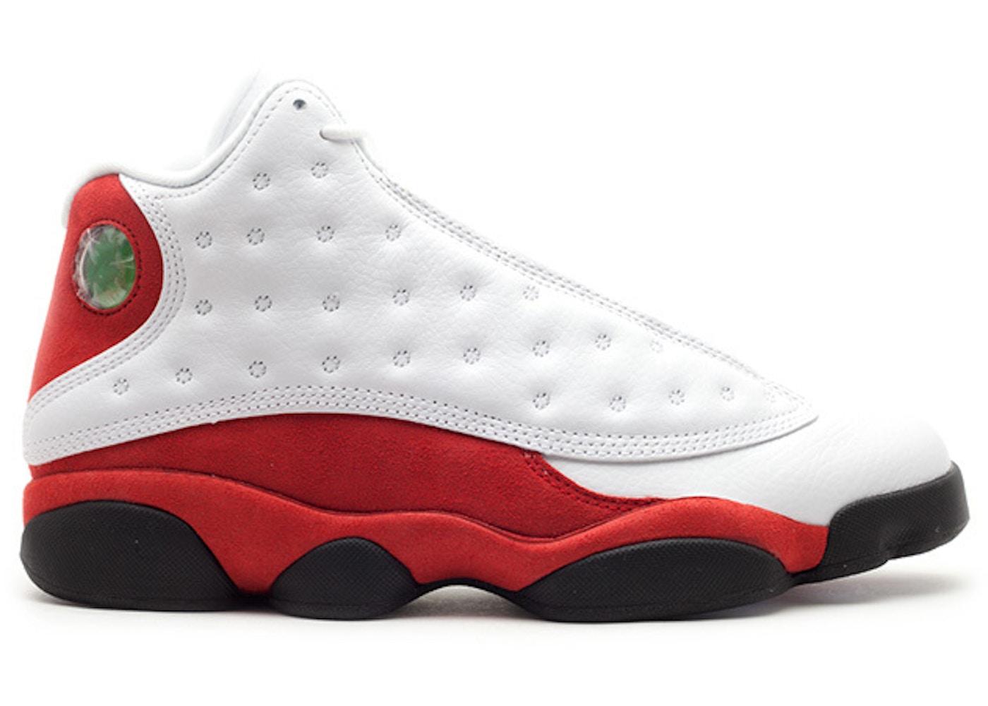 c46b64b1cbe2 Jordan 13 OG Cherry (1998) - 136002-101