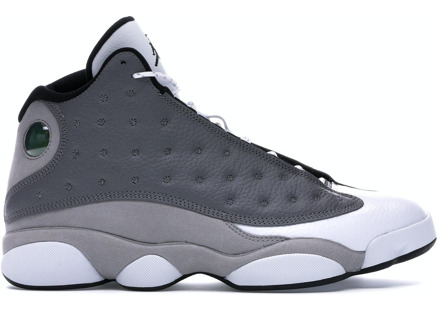 finest selection 9b82f 20ff5 Jordan 13 Retro Atmosphere Grey