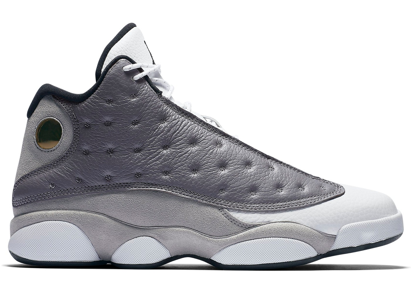 huge discount 057f4 c471e Jordan 13 Retro Atmosphere Grey - 414571-016