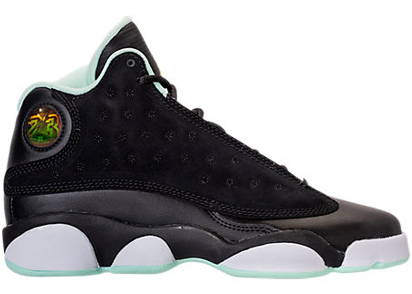 best service 85e3b 34951 Sell. or Ask. Size  9Y. View All Bids. Jordan 13 Retro Black Mint Foam (GS)