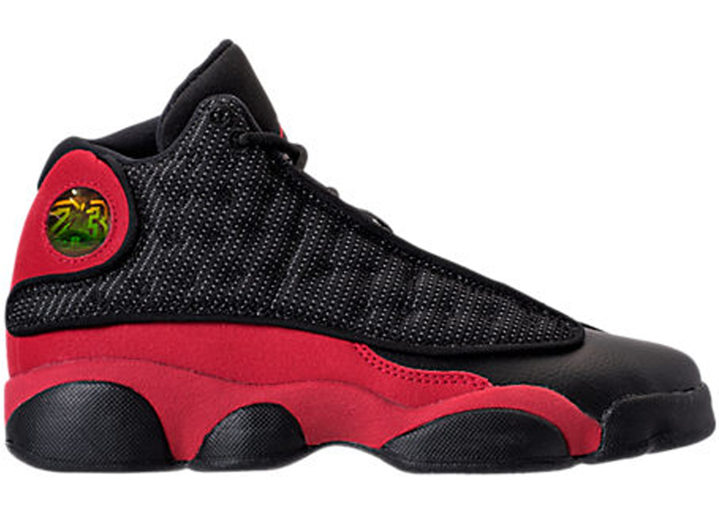 detailed look 48a66 e8f6a Jordan 13 Retro Bred 2017 (GS) - 414574-004
