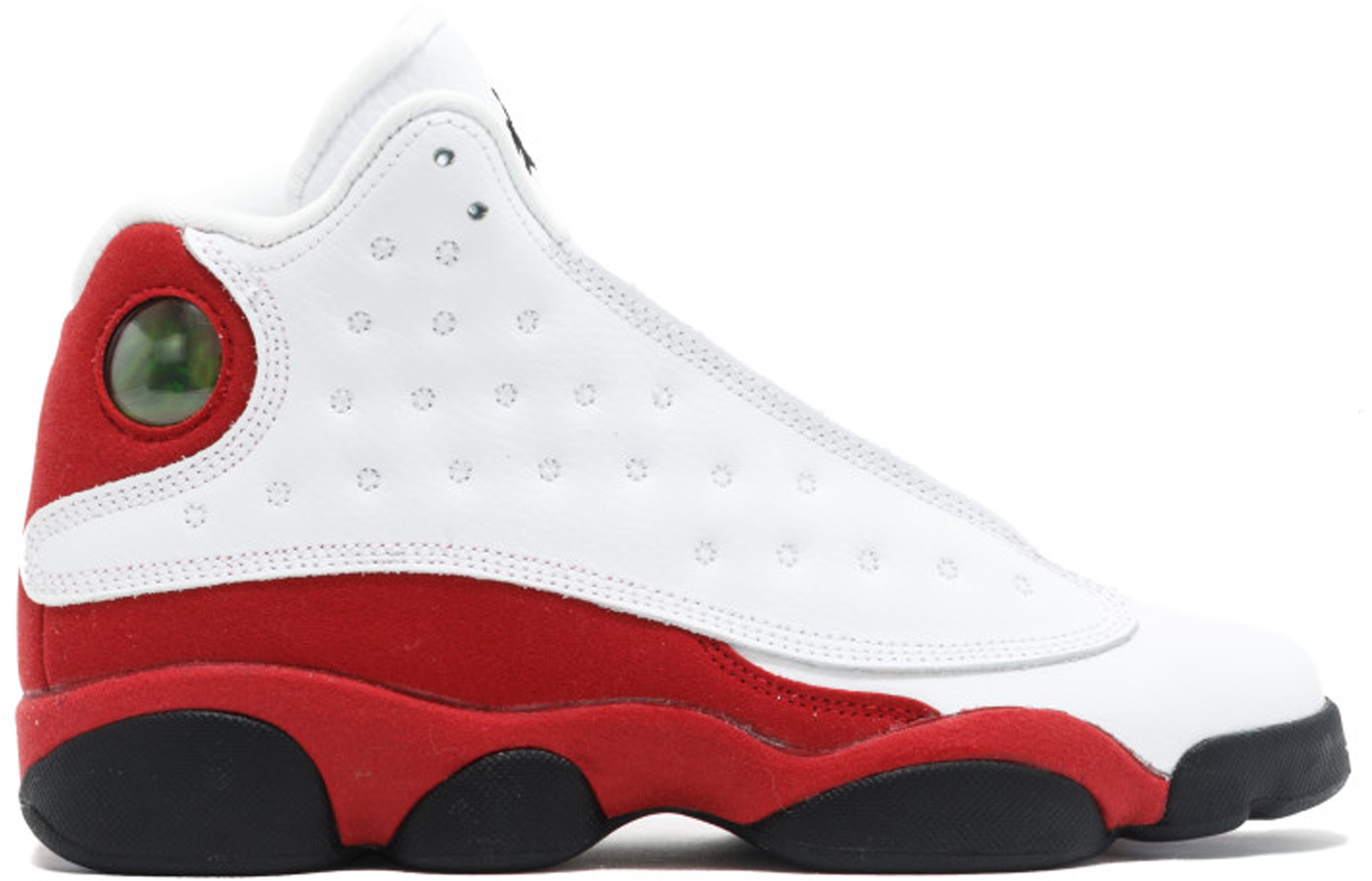 jordan 13 weiß cherry; jordan 13 retro og chicago 2017 (gs)