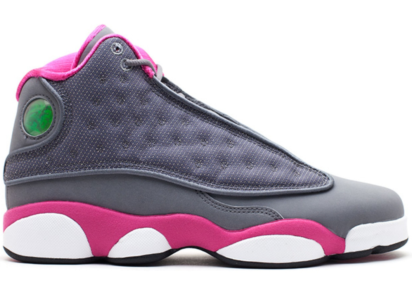 size 40 7024f 50026 Sell. or Ask. Size  7Y. View All Bids. Jordan 13 Retro Cool Grey Fusion Pink  (GS)