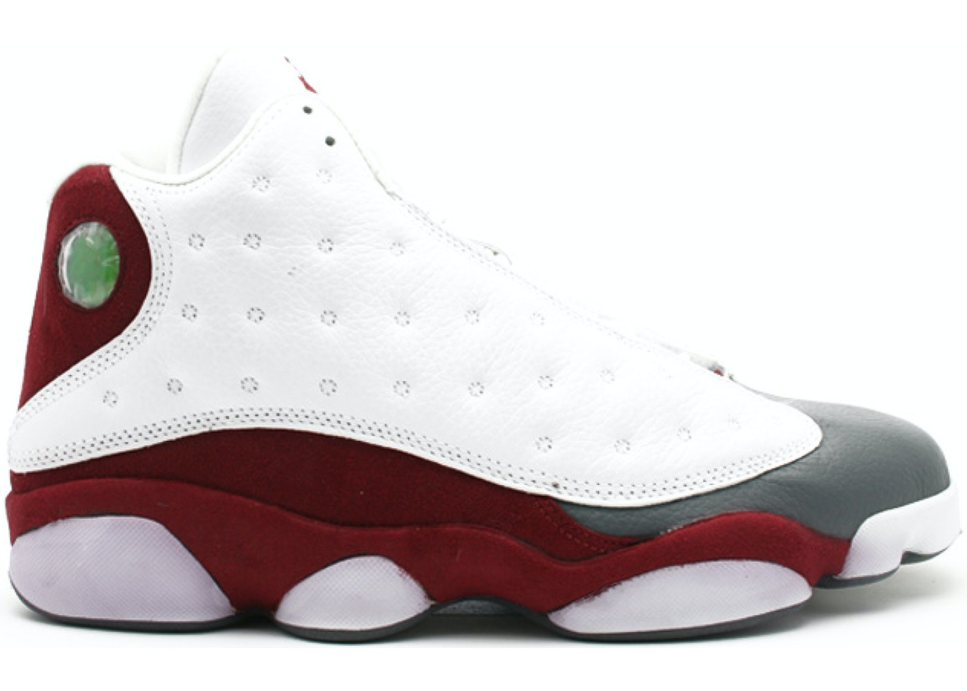 12e85a9408e2 Jordan 13 Retro Grey Toe (2005) - 310004-161