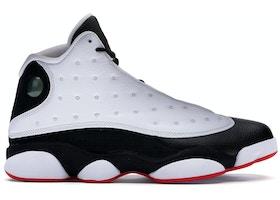 online store f2e01 bd407 Jordan 13 Retro He Got Game (2018) - 414571-104