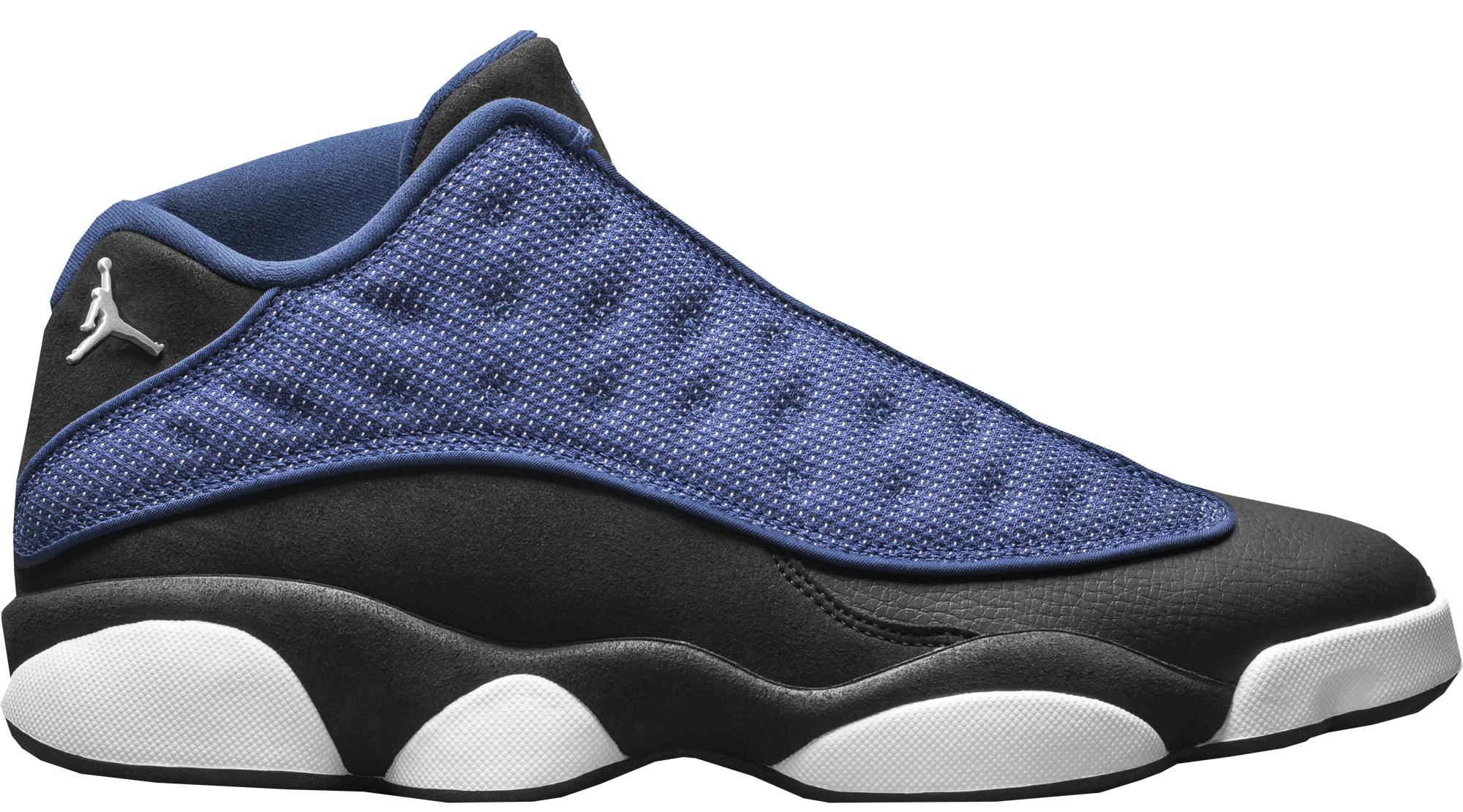 Jordan 13 Retro Low Brave Blue